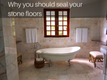 Why you should seal your stone floor